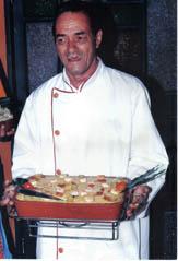 Chef Beto Pimentel